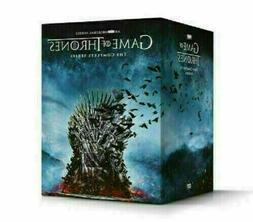 Game of Thrones Complete Series Seasons 1-8 dvd set 38 disc