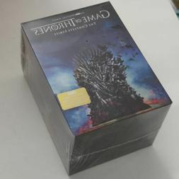GAME OF THRONES THE COMPLETE SERIES SEASONS 1-8 DVD 38 DISC