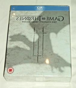 Game of Thrones The Complete Third Season Series 3 Blu-ray 2