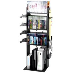 Game Room ORGANIZER Atlantic 38806136 Central Tower Rack For