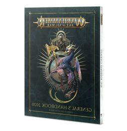 General's Handbook 2020 Book Warhammer AOS Age of Sigmar NEW