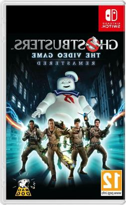 Ghostbusters: The Video Game Remastered  NEW