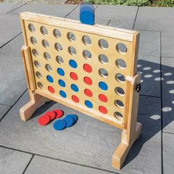 giant connect 4 in a row board