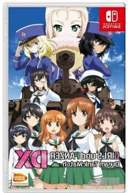 Girls Und Panzer: Dream Tank Match DX for Nintendo Switch