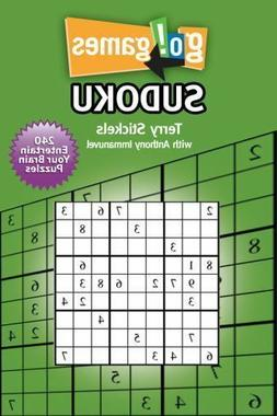 Go Games: Sudoku by Terry Stickels and Anthony Immanuvel