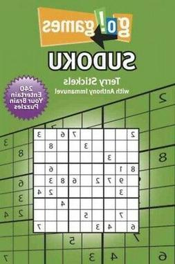 Go Games! Sudoku, Paperback by Stickels, Terry; Immanuvel, A