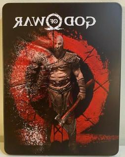 "God of War ""Custom Print Steelbook Case"" PS4/XBOX"