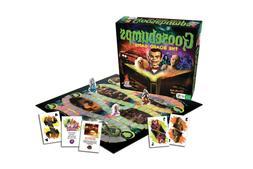 Goosebumps The Board Game Horror Cult R.L Stine Slappy Night