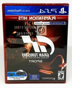 Gran Turismo Sport - PlayStation Hits PS4