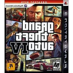 grand theft auto iv playstation3