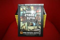Grand Theft Auto San Andreas GTA Brady Games Official Strate