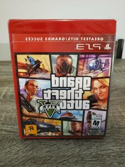 Grand Theft Auto V 5 Five  BRAND NEW & SEALED!! GTA5 online