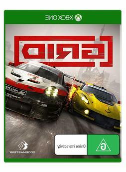 GRID XBox One Car Racing Game Microsoft XB1 S X