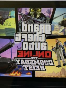 GTA 5 ONLINE PS4 IN-GAME MONEY $1050000+RP READ DESCRIPTION