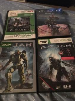 halo video game merchandise