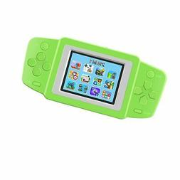 TEBIYOU Handheld Game Console for Kids Seniors Adults with B