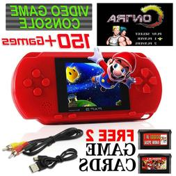 Handheld Game Console MP4 Game Player Built in 16 Bit PXP PV