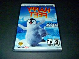 HAPPY FEET - PC DVD ROM SOFTWARE VIDEO GAME - BONUS FEATURES