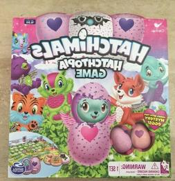 Hatchimals Hatchtopia Game w/ 2 Eggs Action Figure Toys Boys