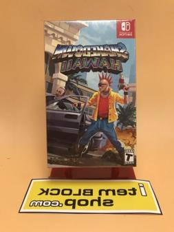 Shakedown Hawaii Collector's Edition Nintendo Switch Physica