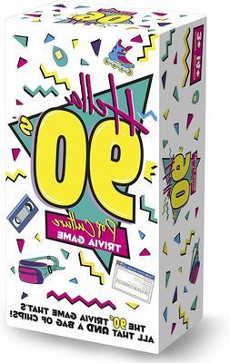 Hello 90s Pop Culture Trivia Game Buffalo Games - 1990's Tri