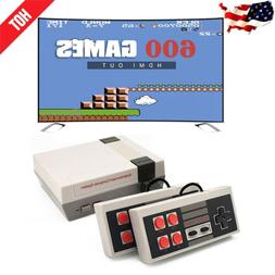 Home Retro HDMI TV Mini Game Console Built-in 600 Classic Ga