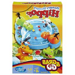 Hasbro Hungry Hungry Hippos Grab & Go Travel Small Size Game