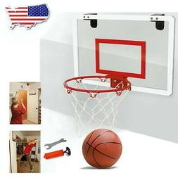 Indoor Mini Basketball Hoop Family Games for Home and Office