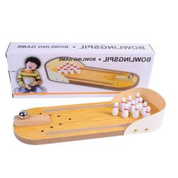 Indoor Party Desktop Mini Bowling Toy Board Games For Family
