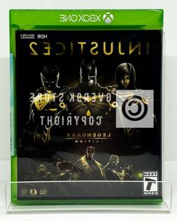 Injustice 2 Legendary Edition - Xbox One - Brand New | Facto