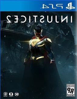 Injustice 2 - Playstation 4