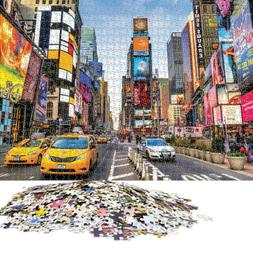 Jigsaw Puzzle 1000 Pieces Kid Adult Puzzle Educational Toy G