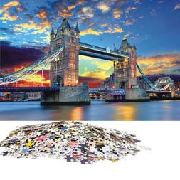 Jigsaw Puzzle Landcape 1000 Pieces DIY Family Adult Kids Gam