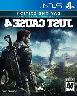 Just Cause 4 - Day One Edition Playstation 4  - Brand New -