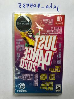 Just Dance 2020  - Brand New Factory Sealed - Free Shipping