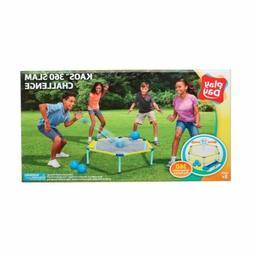 Kaos 360 Ball Slam Challenge Game Set Portable Backyard Kids