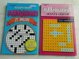 Kappa Crosswords and Word-Finds Puzzle Books