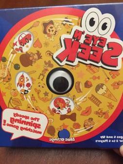 Kid Game Eye 'N Seek Speedy Spinning Matching Game Ages 6 an