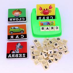 Kids English Spelling Game Alphabet Letter Learning Early Ed