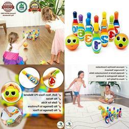 Kids Set Bowling Play Games Boys & Girls 3,4,5 -12 Years Old