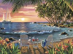 Buffalo Games - Kim Norlien - Summertime - 1000 Piece Jigsaw