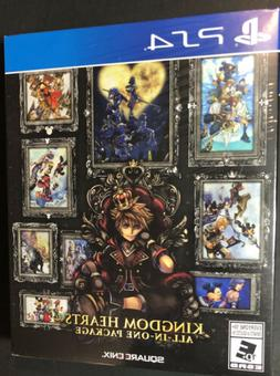 Kingdom Hearts All-in-One Package  NEW
