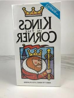 Kings In The Corner Family Card Game Ages 7-adult Boys and G