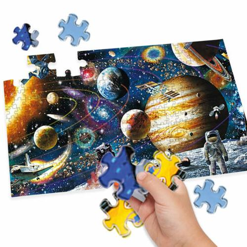 1000 Pieces Jigsaw Education Adult - Space