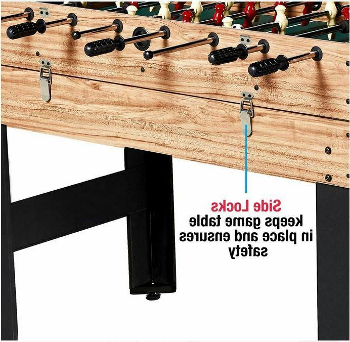 48 inch 3 in 1 Foosball Game Table Multi Sports Games