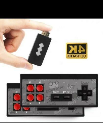 4k retro game stick console 818 built