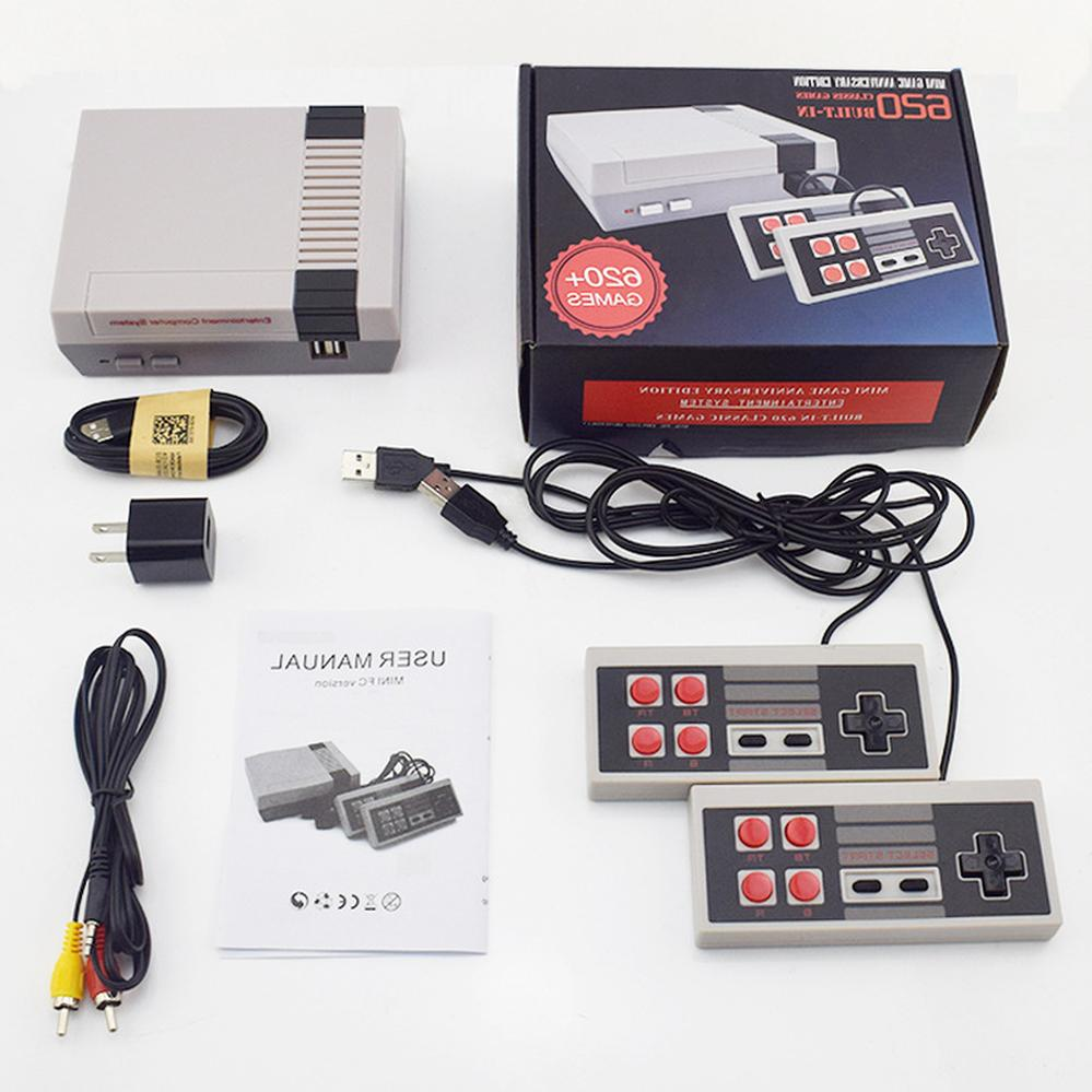 620 games built in mini retro tv