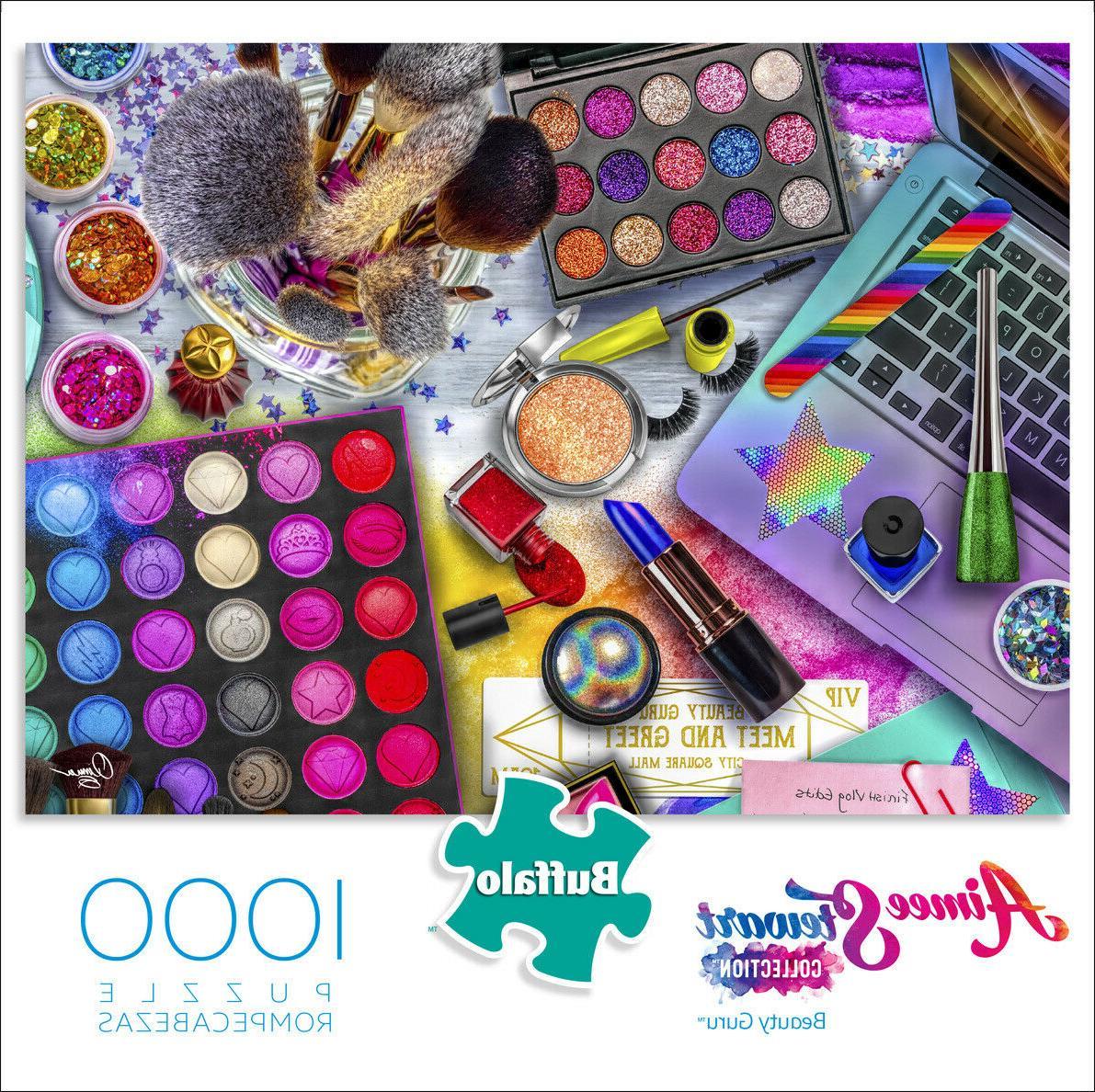 aimee stewart beauty guru 1000 piece jigsaw