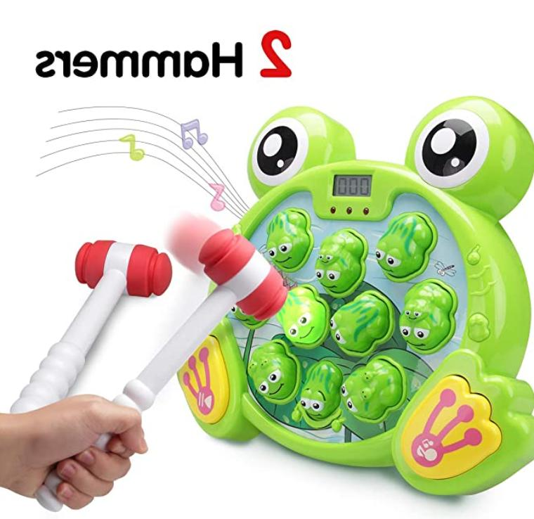 byserten whack a frog game for kids