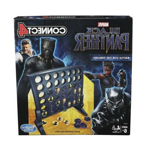 connect 4 black panther edition wakanda game